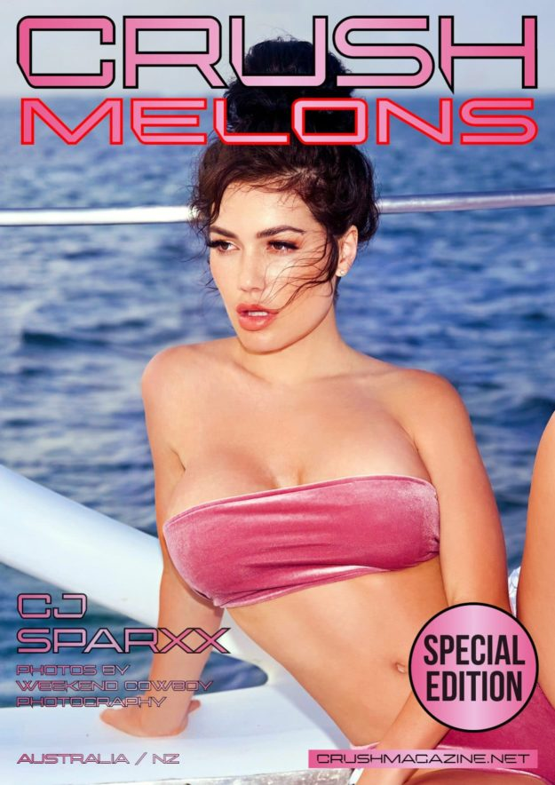 Crush Melons – November 2018 – CJ Sparxx
