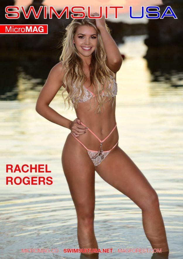 Swimsuit USA MicroMAG – Rachel Rogers