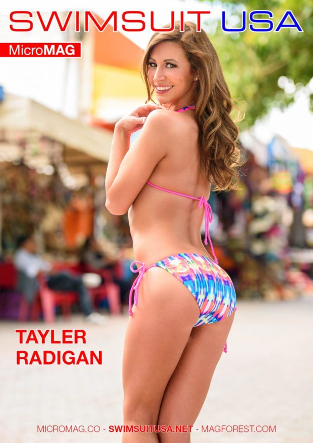 Swimsuit USA MicroMAG – Tayler Radigan