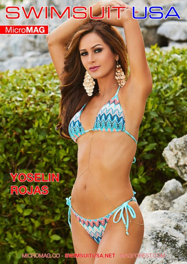 Swimsuit USA MicroMAG – Yoselin Rojas