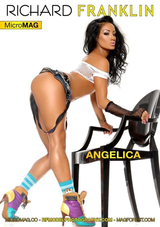 Richard Franklin MicroMAG – Angelica