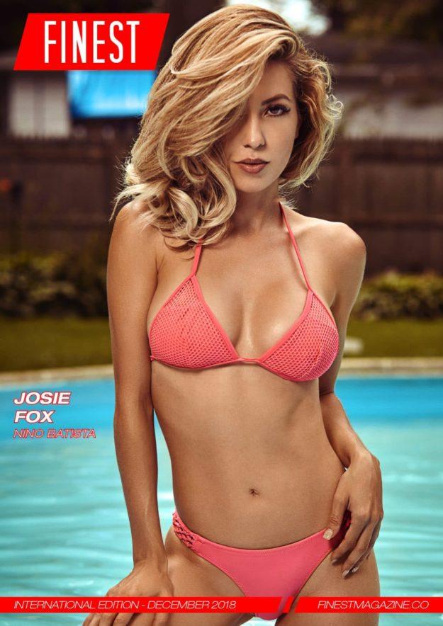 Finest Magazine – December 2018 – Josie Fox