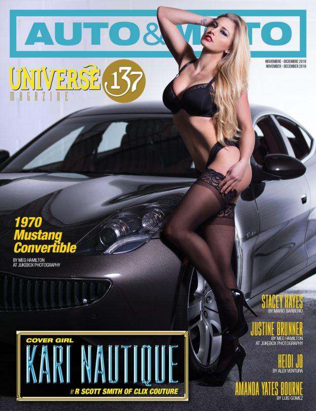 Auto & Moto Magazine – November – December 2018