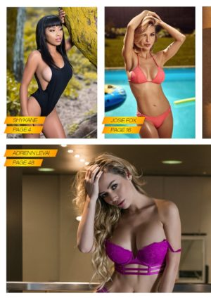 Unicorns Magazine - December 2018 - Adrienn Levai 1