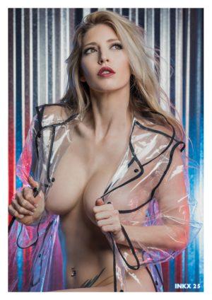 INKX Magazine - December 2018 - Sheridan Smith 4