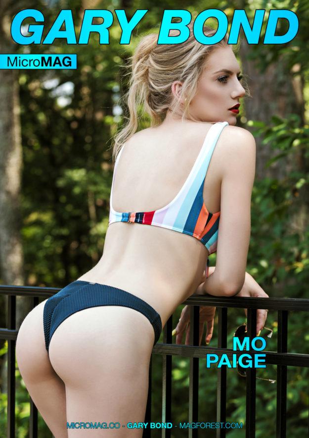 Gary Bond MicroMAG – Mo Paige