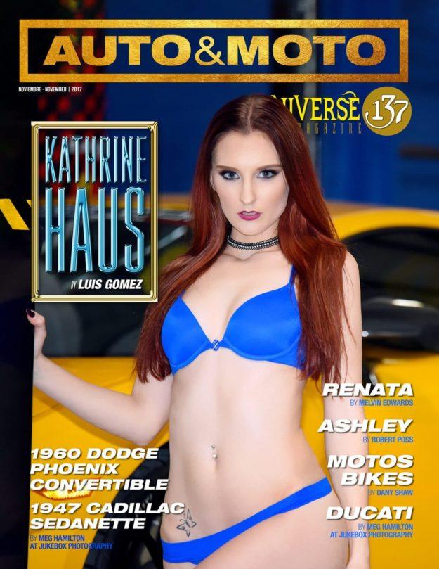 Auto & Moto Magazine – November 2017