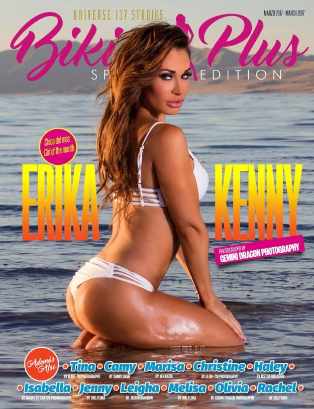 Bikini Plus Magazine – March 2017