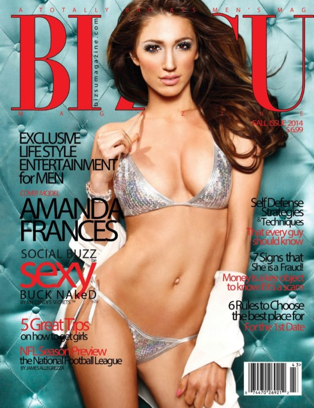 Bizsu Magazine – Fall 2014 – Amanda Frances
