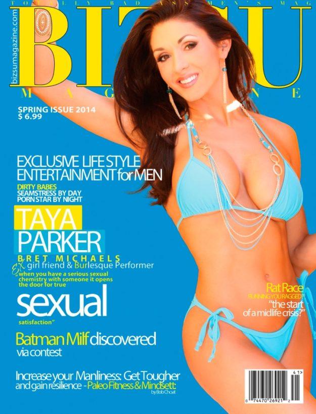 Bizsu Magazine – Spring 2014 – Taya Parker