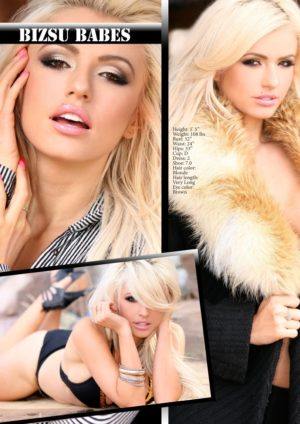 Bizsu Magazine – Winter 2013 – Jessa Hinton