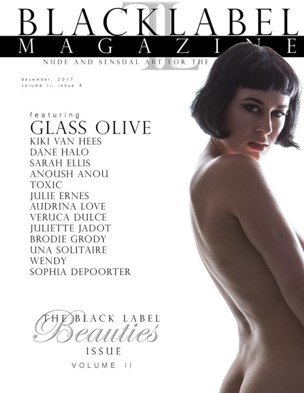 Black Label Magazine – December 2017 – The Beauties Edition – Volume Ii