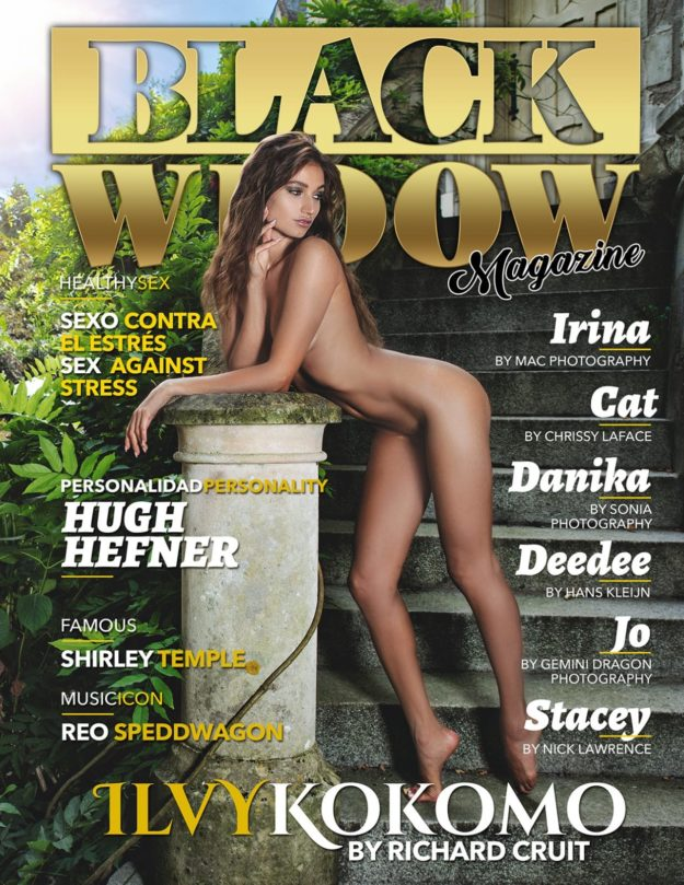Black Widow Magazine – June 2017