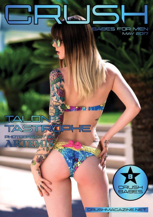 Crush Magazine – May 2017 – Talon Tastrophe