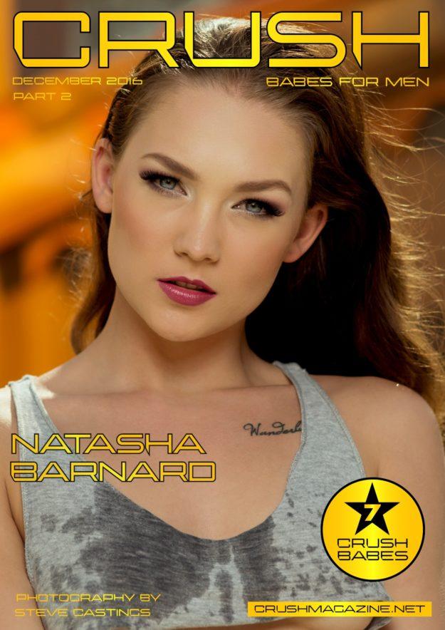 Crush Magazine – December 2016 – Part 2 – Natasha Barnard
