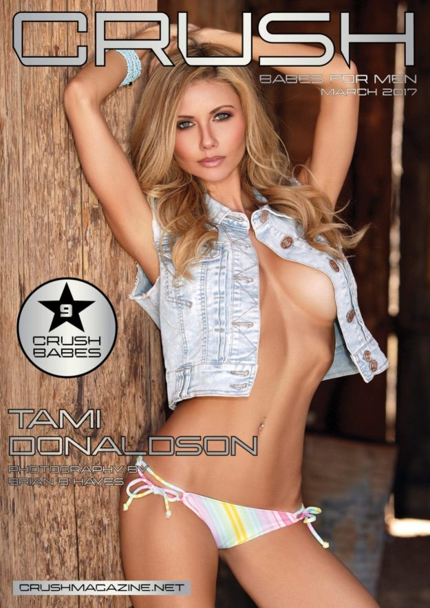 crush magazine march tami donaldson