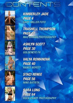 Crush Magazine – September 2017 – Valya Romanova