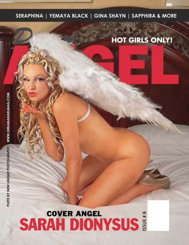 Dream Angel Magazine – Issue 8 – Sarah Dionysus