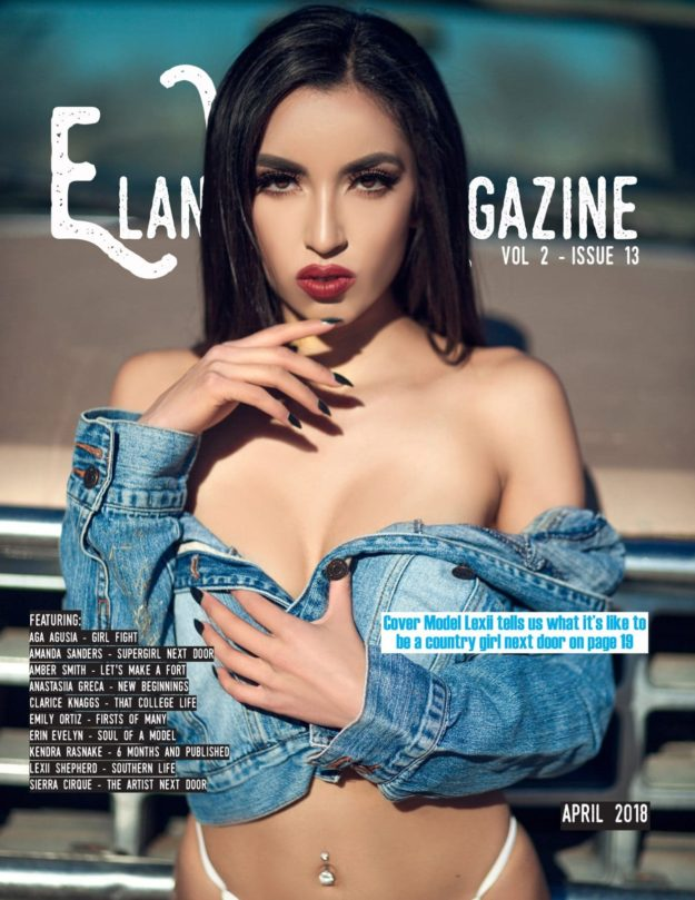 Elan Vital Magazine – April 2018 – Lexii Shepherd