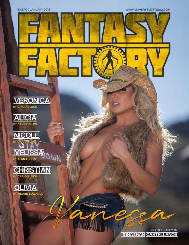 Fantasy Factory Magazine – January – February 2018
