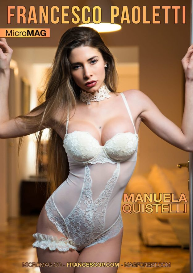 Francesco Paoletti Micromag – Manuela Quistelli