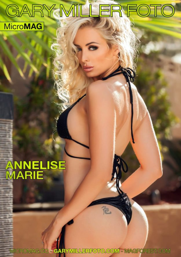 Gary Miller Foto MicroMag – Annelise Marie