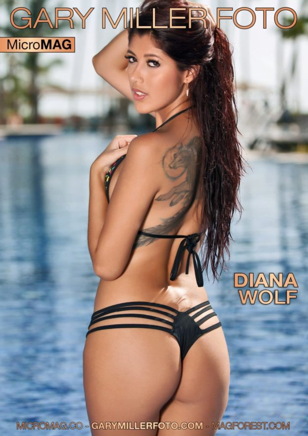 Gary Miller Foto Micromag – Diana Wolf