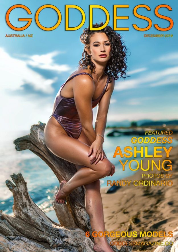 Goddess Magazine – December 2018 – Ashley Young