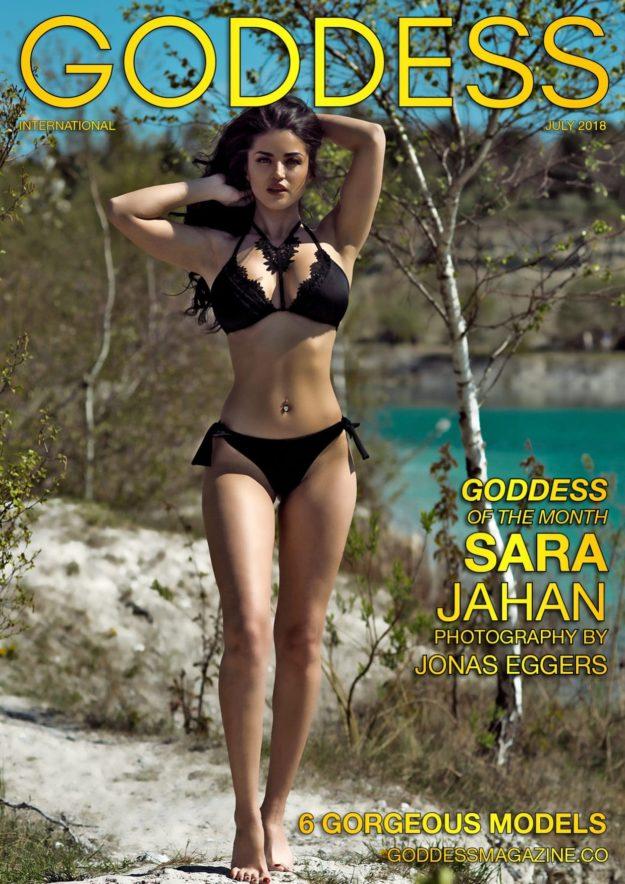 Goddess Magazine – July 2018 – Sara Jahan