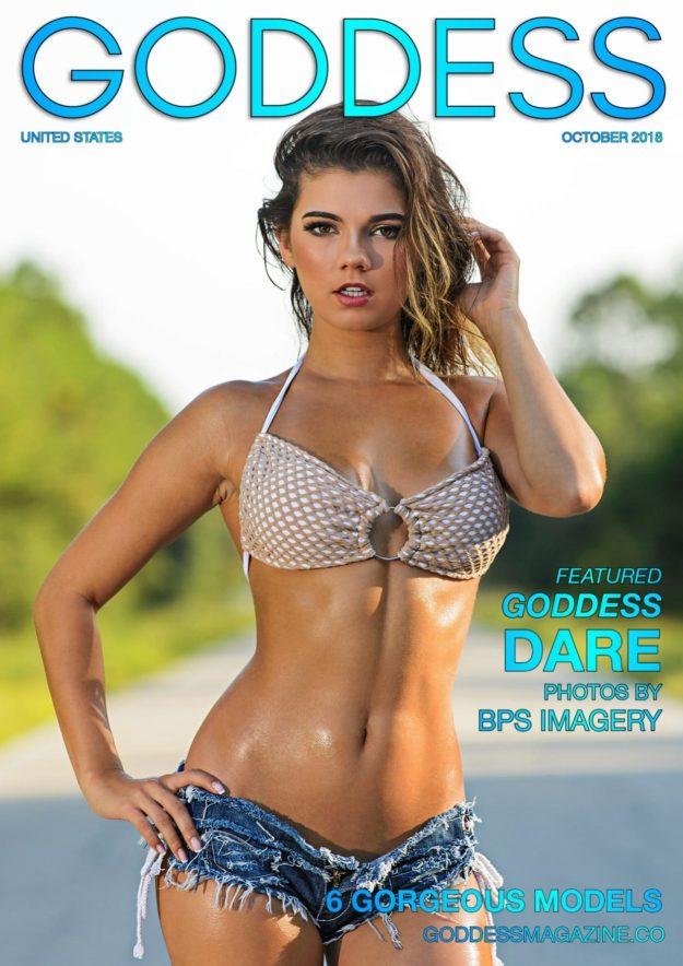 Goddess Magazine – October 2018 – Dare