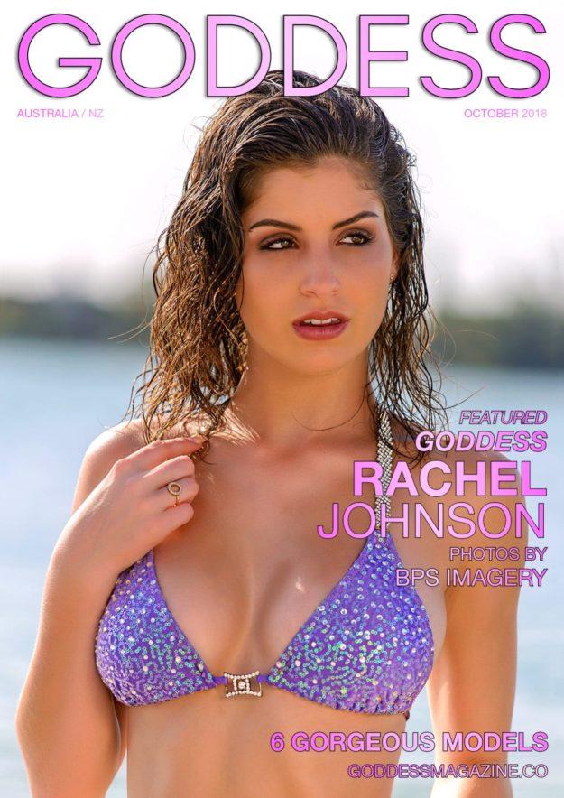 Goddess Magazine – October 2018 – Rachel Johnson