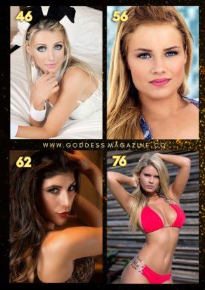 Goddess Magazine – June 2016 – Hanna Willroth