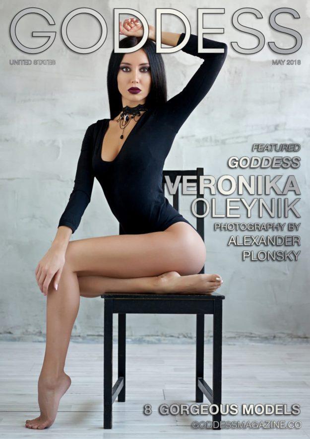 Goddess Magazine – May 2018 – Veronika Oleynik