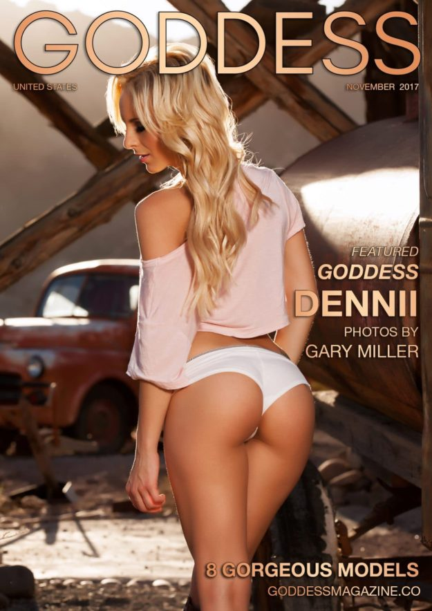 Goddess Magazine – November 2017 – Dennii