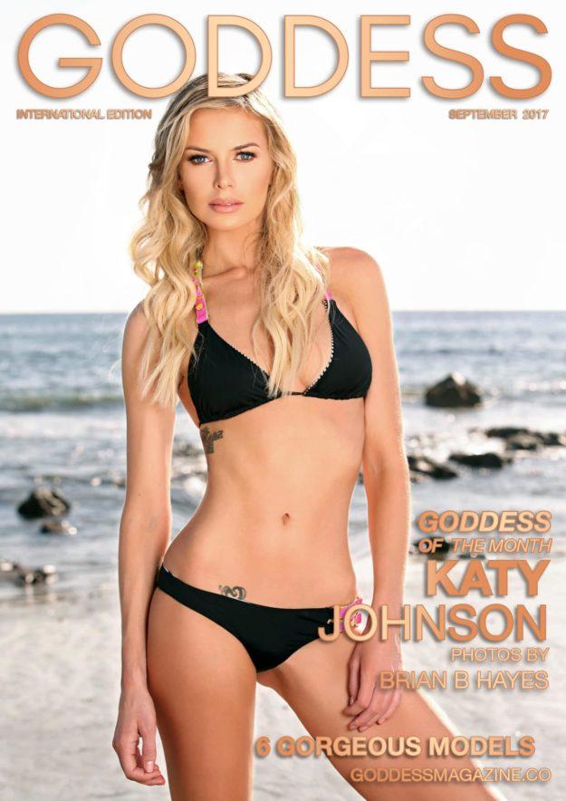 Goddess Magazine – September 2017 – Katy Johnson