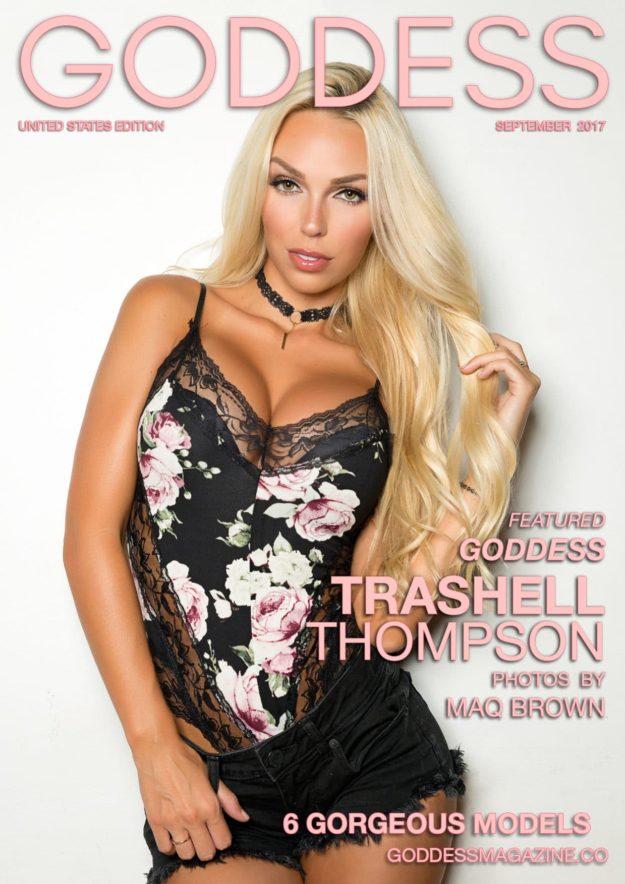 Goddess Magazine – September 2017 – Trashell Thompson
