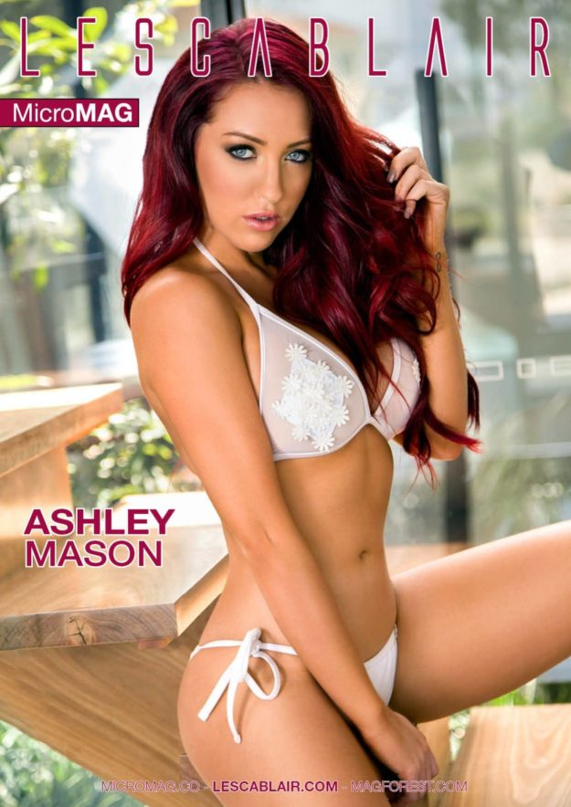 Lescablair Micromag – Ashley Mason