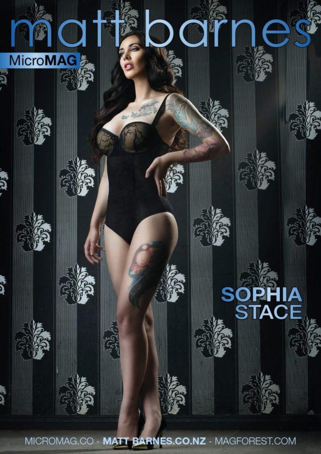 Matt Barnes Micromag – Sophia Stace