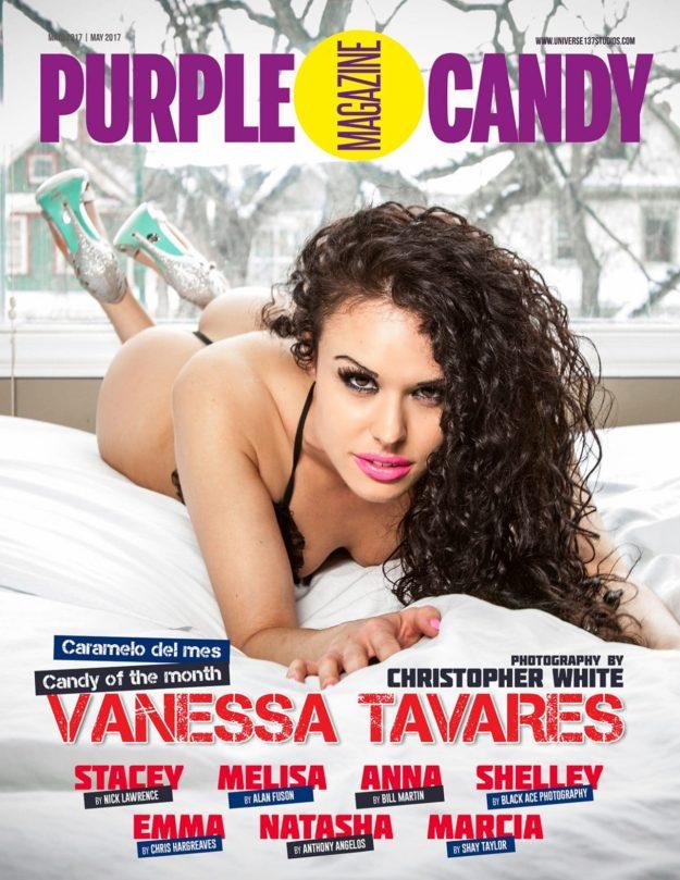Purple Candy Magazine – May 2017