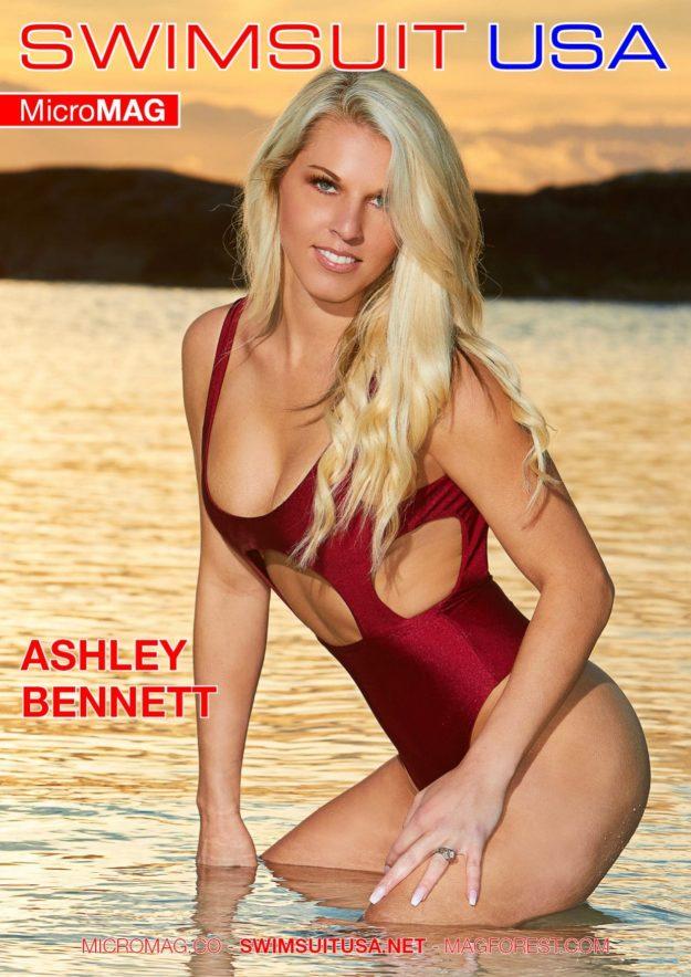Swimsuit Usa Micromag – Ashley Bennett