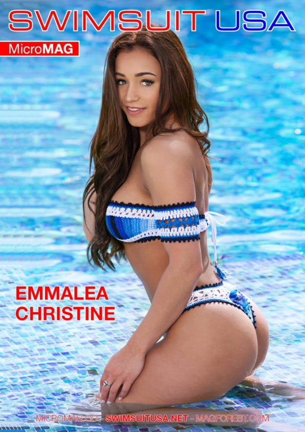 Swimsuit USA MicroMAG – Emmalea Christine