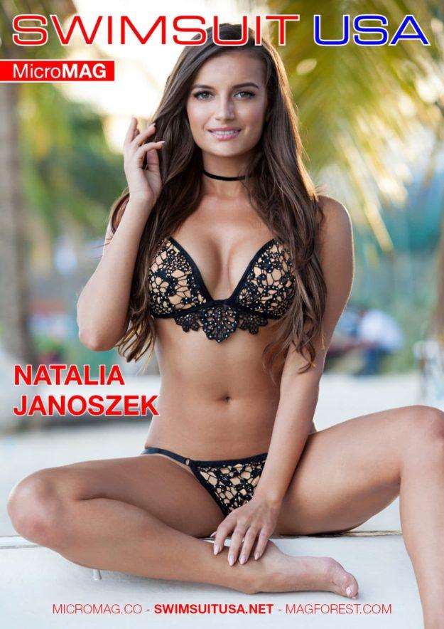 Swimsuit USA MicroMAG – Natalia Janoszek