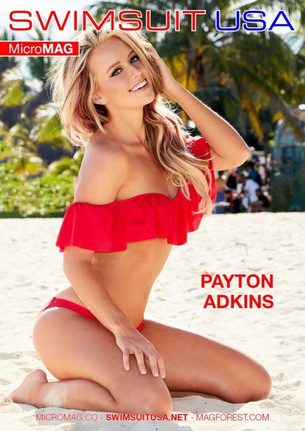 Swimsuit Usa Micromag – Payton Adkins