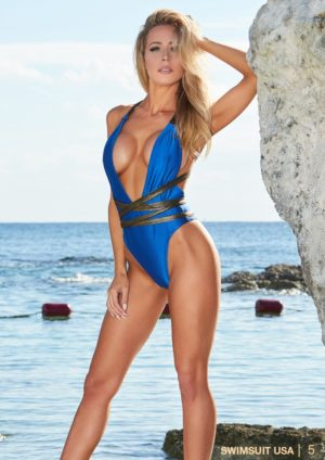 Swimsuit Usa Micromag – Shelby Leger