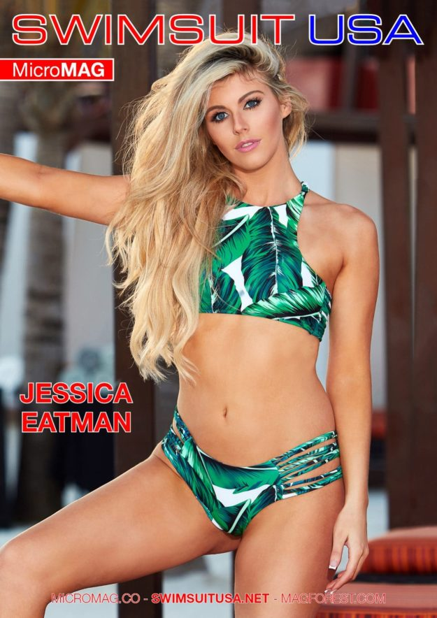 Swimsuit Usa Micromag – Jessica Eatman