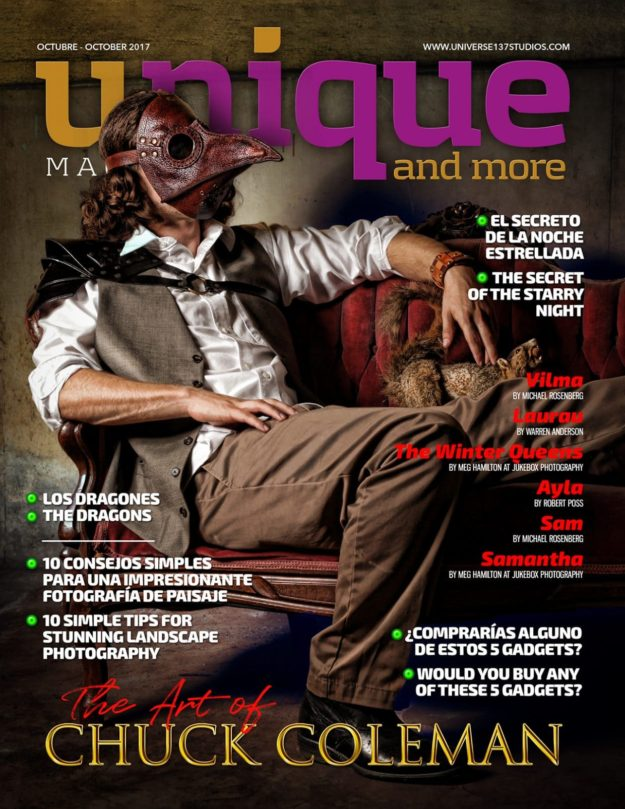 Unique Magazine – November 2017