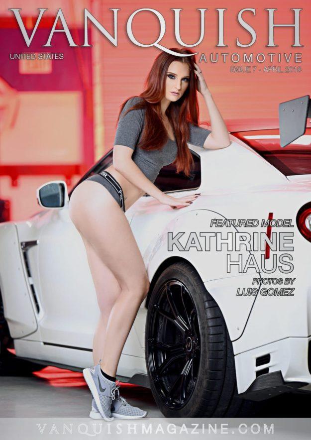 Vanquish Automotive – April 2018 – Kathrine Haus