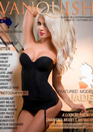 Vanquish Magazine Anz – October 2014 – Jade