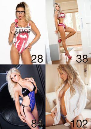 Vanquish Magazine – Gorgeous Blondes – Shelby Leger