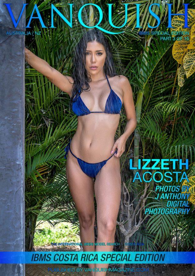 Vanquish Magazine – Ibms Costa Rica – Part 3 – Lizzeth Acosta
